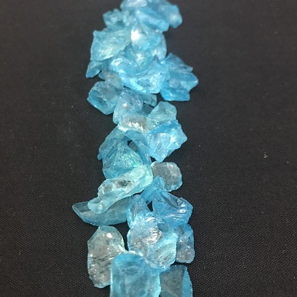 Vase Filler - Sea Glass - Turquoise - 454g