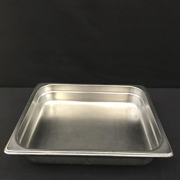 Chafing Dish Insert - Half Size - Shallow
