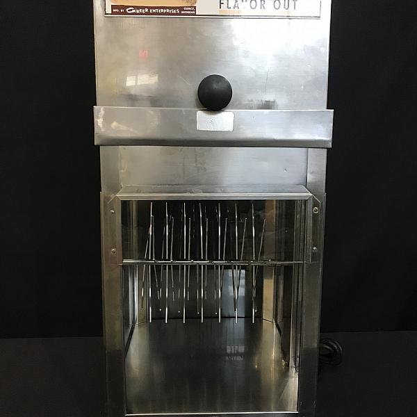 Hot Dog Machine with Bun Steamer