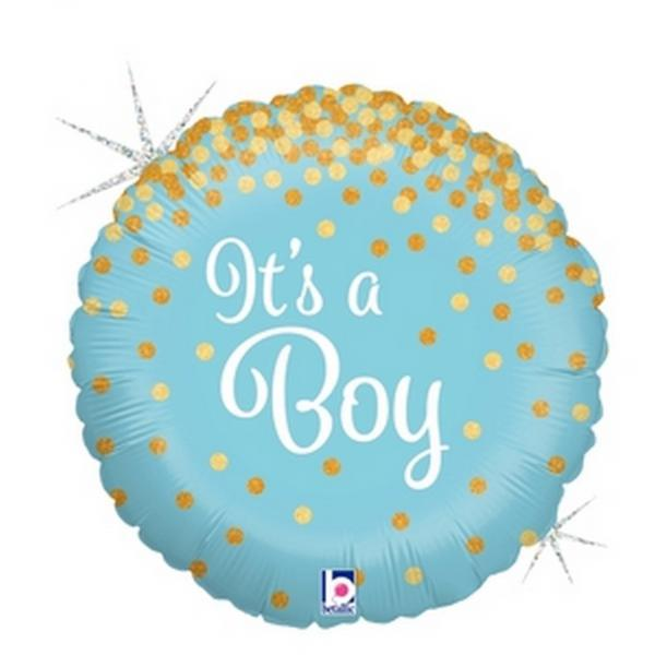 "Mylar - 18"" - It's A Boy"
