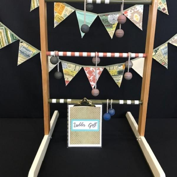 Ladder Golf Yard Game