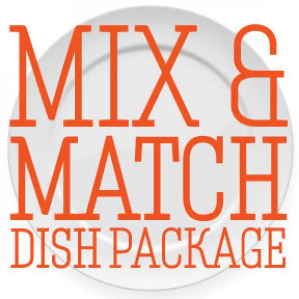 8 Pce Mix & Match Holiday Dish Package
