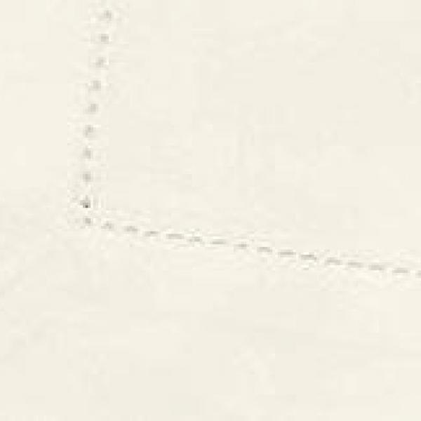 Linen Napkin, Hemstitch - Ivory