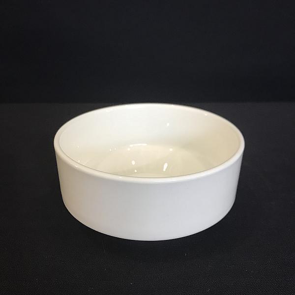 Pearl White Soup/Dessert Bowl