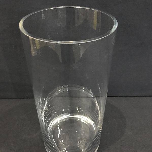 """Vase - Round Cylinder 5.5"""" x 12"""""""