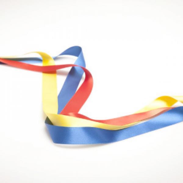 Custom Coloured Ribbon