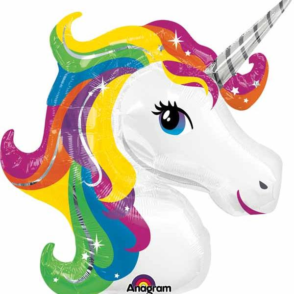 Mylar - Rainbow Unicorn