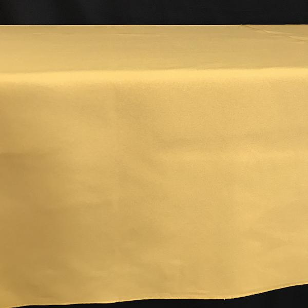 "Square Linen - Gold - 72"""