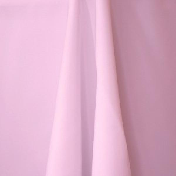 """Square Linen - Pink - 72"""""""