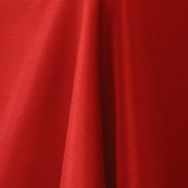 Square Linen - Red - 72""