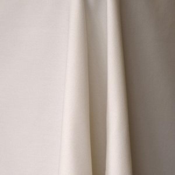 "Square Linen - Ivory - 85"""
