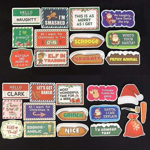 Selfie Signs - Christmas Bundle