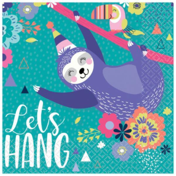 Let's Hang - Napkins
