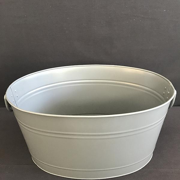"""Beverage Tub - Grey 14.5"""" x 19.5"""" x 10"""""""
