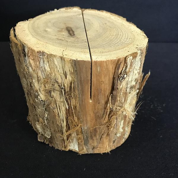 "Wood Blocks - Large 3""- 5"" assorted"