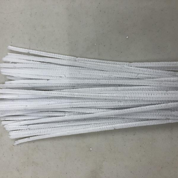 Pipe Cleaner - White