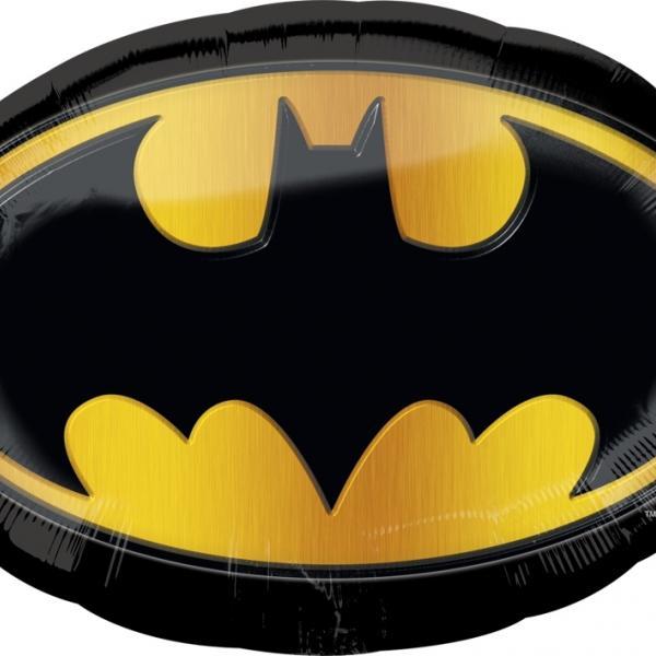 """Mylar - 27"""" - Batman Emblem"""