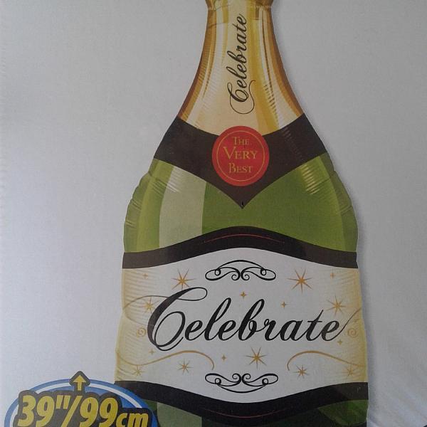 "Mylar - 39"" Champagne Celebration"