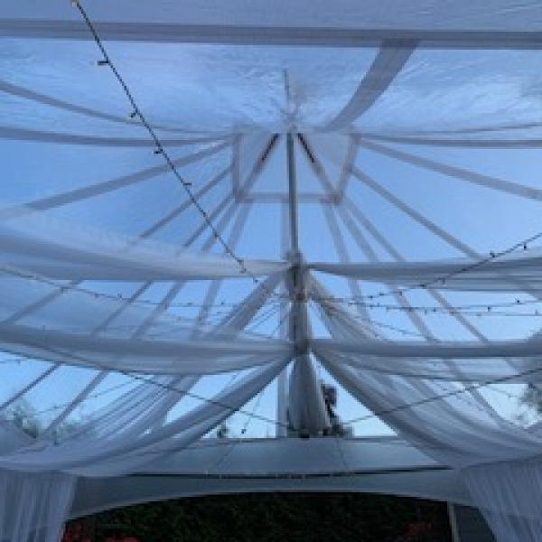 20'x20' Clearspan Marquee Tent
