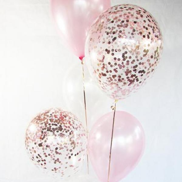"16"" Latex - Confetti Balloon"