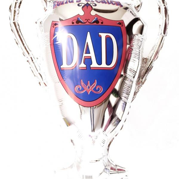 Mylar - World's Greatest Dad