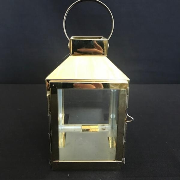 Lantern - Decorative - Gold