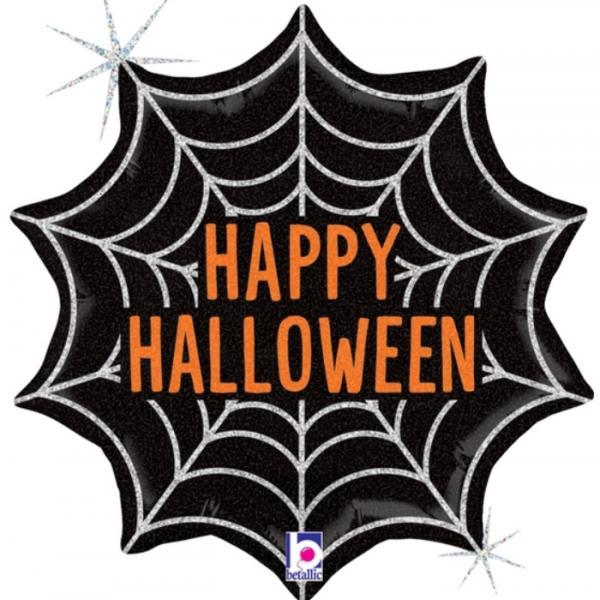 Mylar - Halloween Web