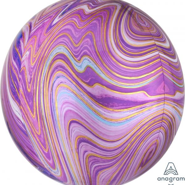 "Marblez Orbz - 16"" - Purple"