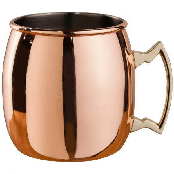 Moscow Mule, Copper Mug - 14 oz