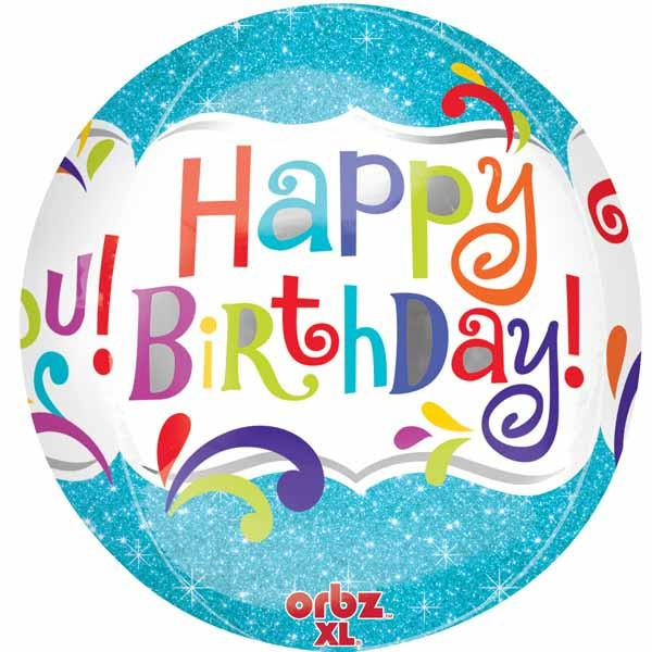 Orb - Splashy Birthday