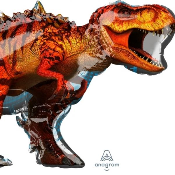 Mylar - Jurassic World T-Rex