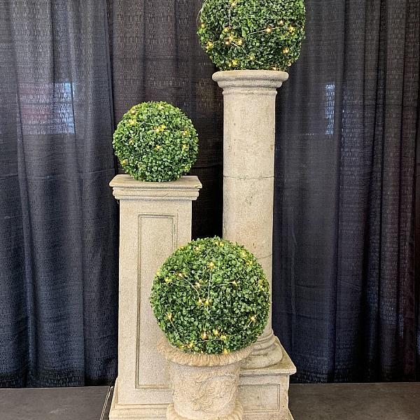 "Topiary Ball - Large 12"" - 14"""