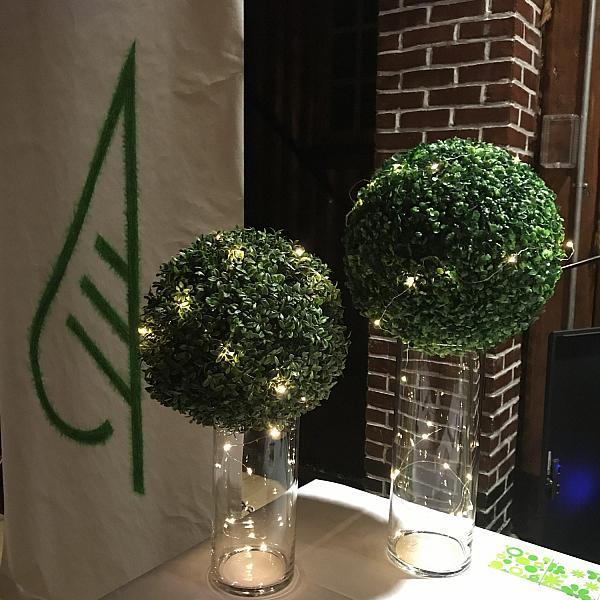 """Topiary Ball - Medium 8"""" - 10"""""""