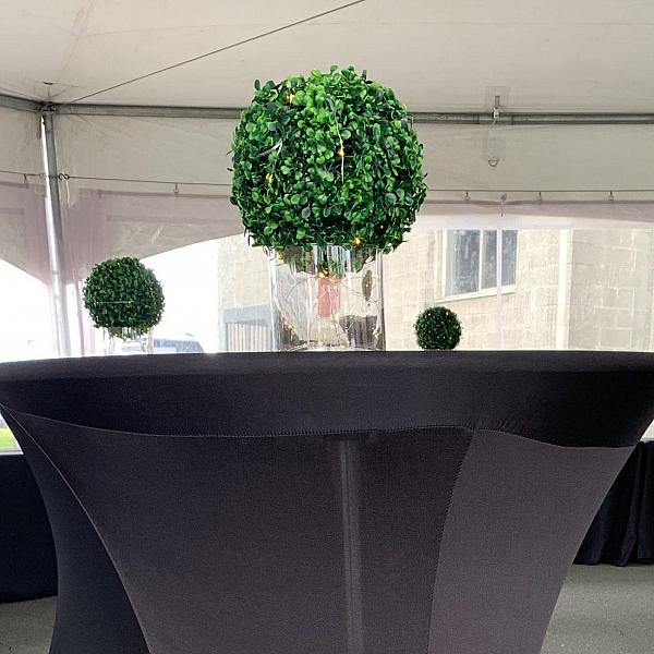 "Topiary Ball - Small 6"" - 7"""