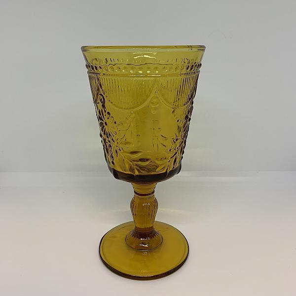 Vintage Glass - Amber