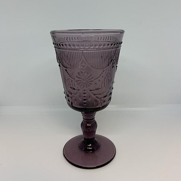Vintage Glass - Purple