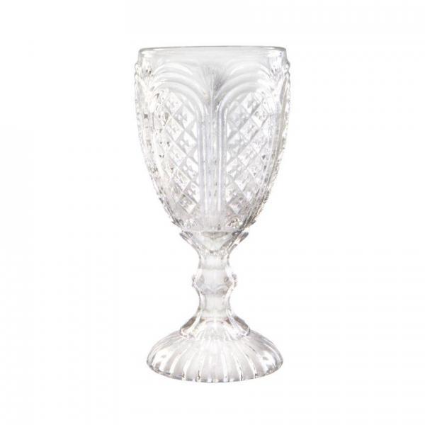 Vintage Goblet - Clear