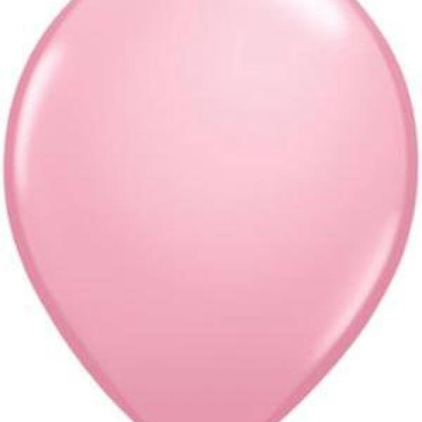 "Balloon - 11"" Latex - Pink"
